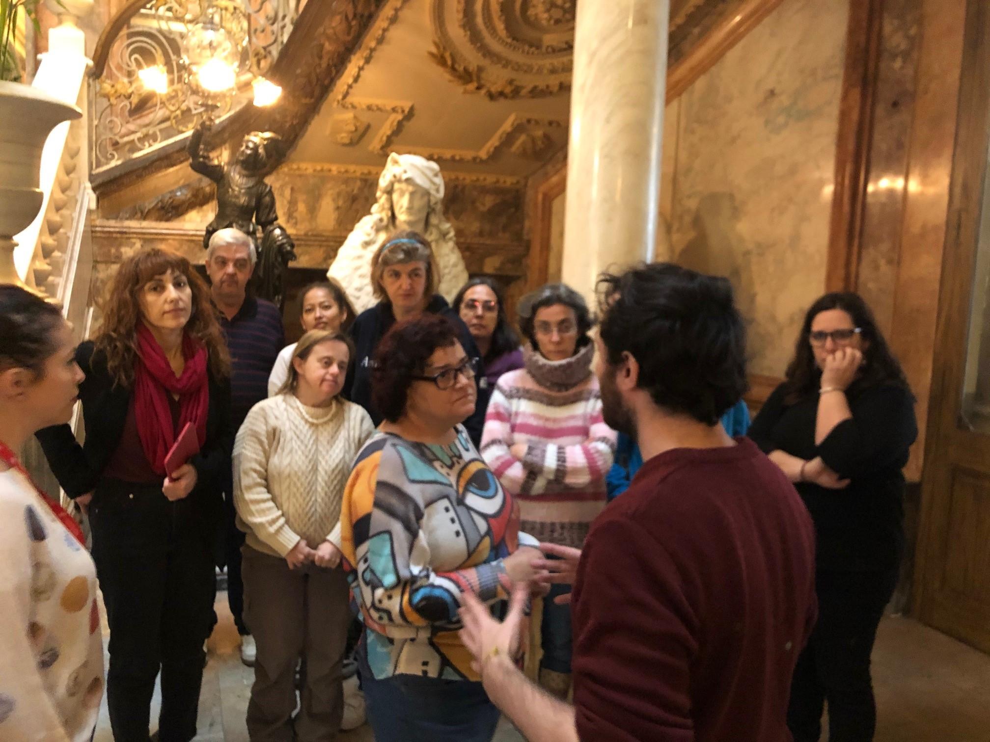HAY UN MUSEO EN TI. En colaboración con el Museo Cerralbo